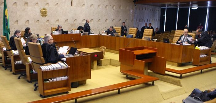 STF entende que delegados têm competência para negociar delação