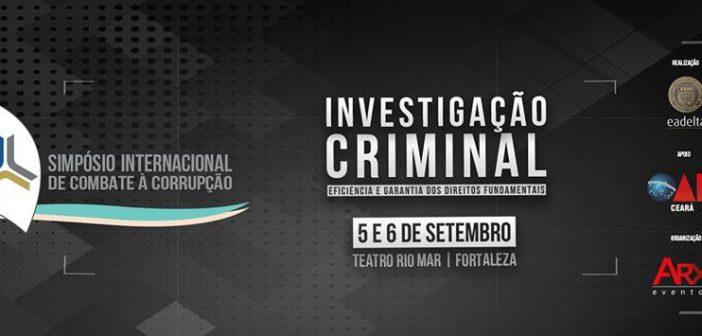 SIMPÓSIO INTERNACIONAL DE COMBATE Á CORRUPÇÃO