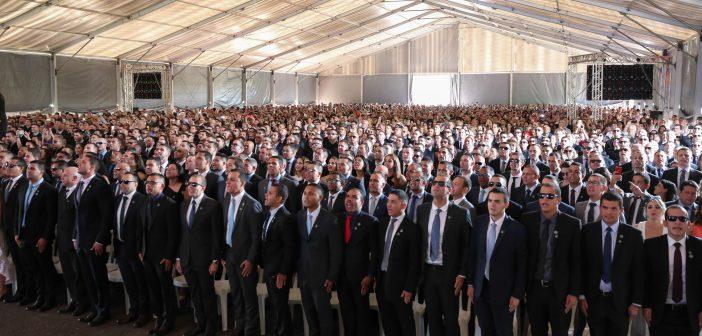 Polícia Federal nomeia 151 delegados e 356 policiais de outras carreiras