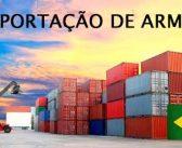 Exército Brasileiro, por meio da Portaria 1729, autoriza a importação de armas por policiais sem a necessidade de CR.
